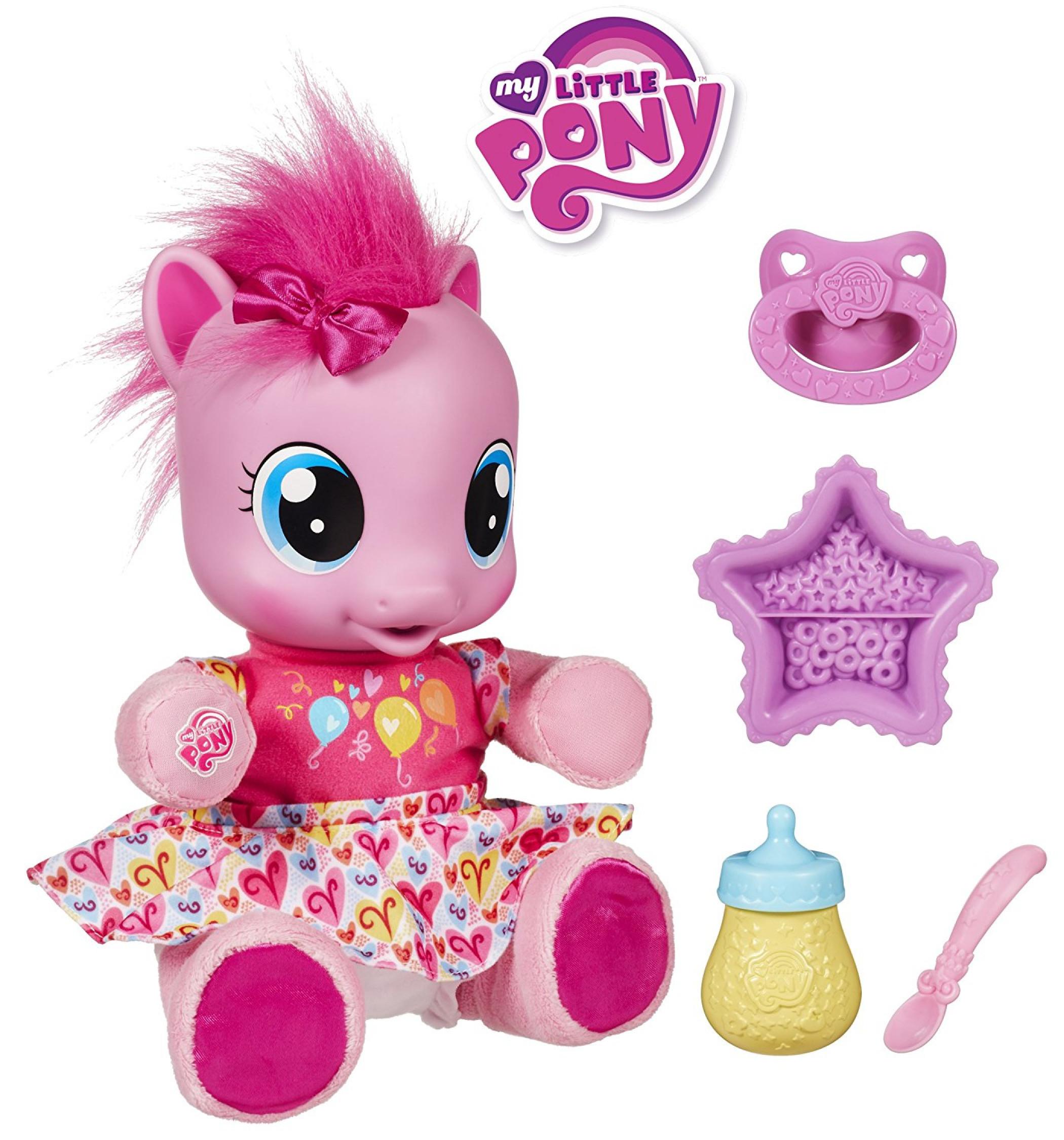 my little pony so soft pinkie pie erste schritte puppe hasbro ebay. Black Bedroom Furniture Sets. Home Design Ideas