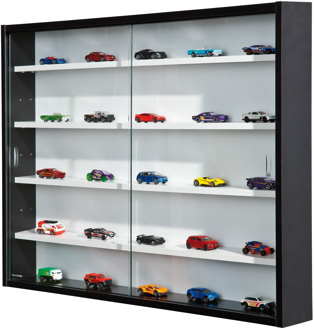 #AB2420 Display Cabinet Modern Storage Shelves Wall Glass Case Box  with 1264x1320 px of Recommended Glass Display Cases For Collectibles Australia 13201264 save image @ avoidforclosure.info