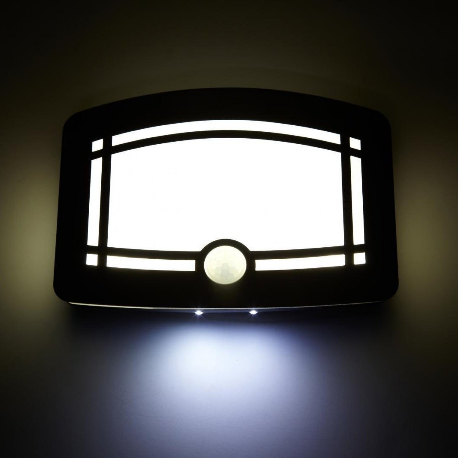 Wall Sconce Night Light : Sensor LED Wall Sconce Garden Pathway Driveway Motion Activated Night Light Lamp eBay