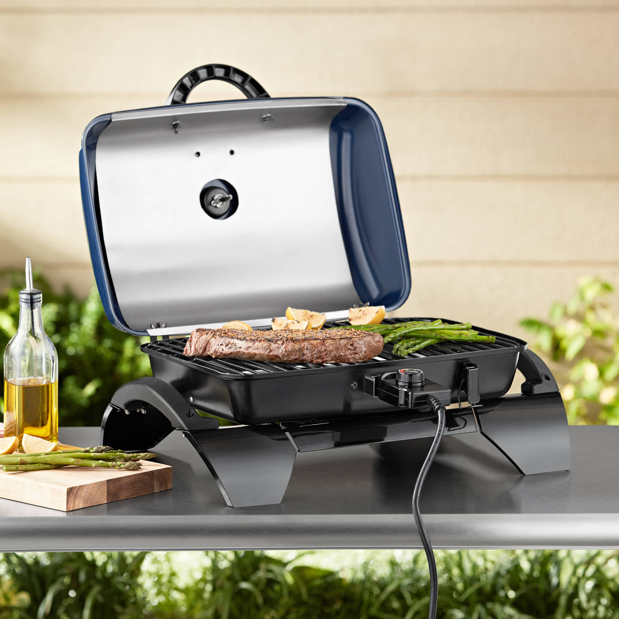 ... Grill Expert Tabletop Electric Outdoor Bbq Indoor New