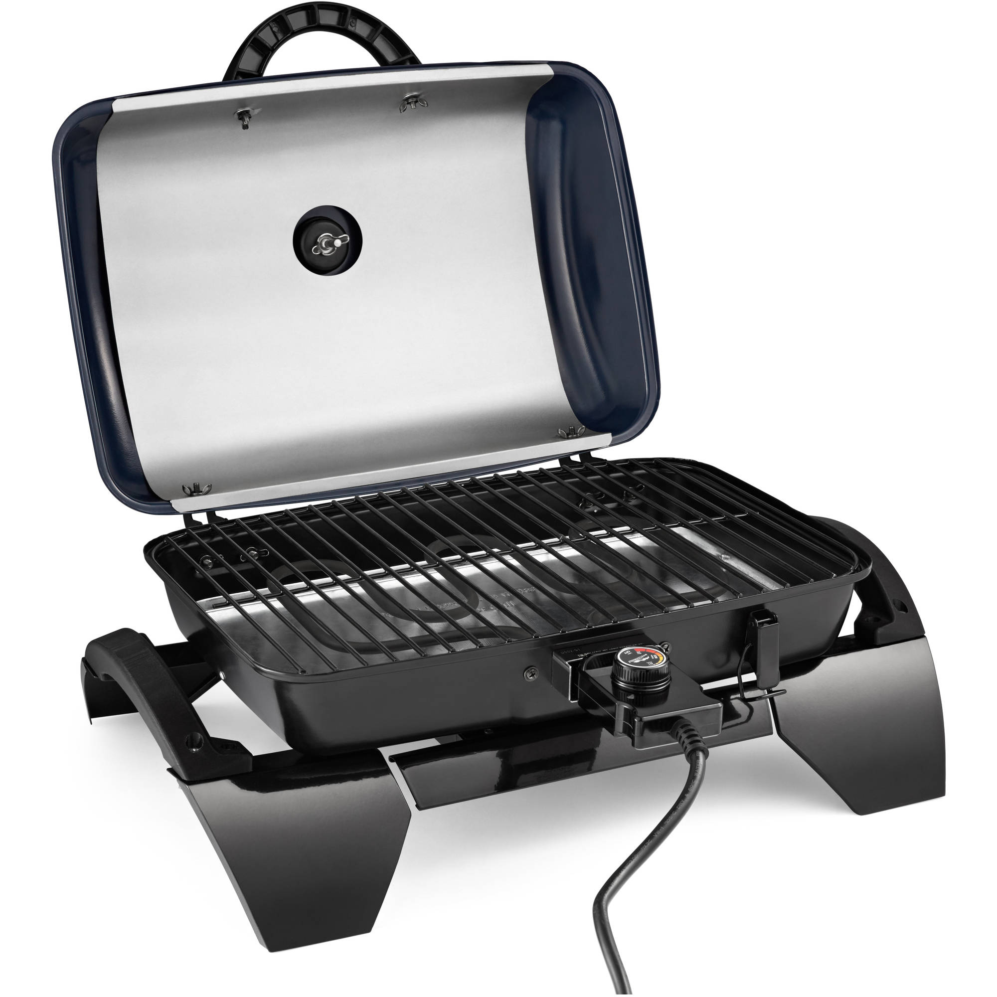 Elegant Grill Expert Tabletop Electric Outdoor Bbq Indoor New