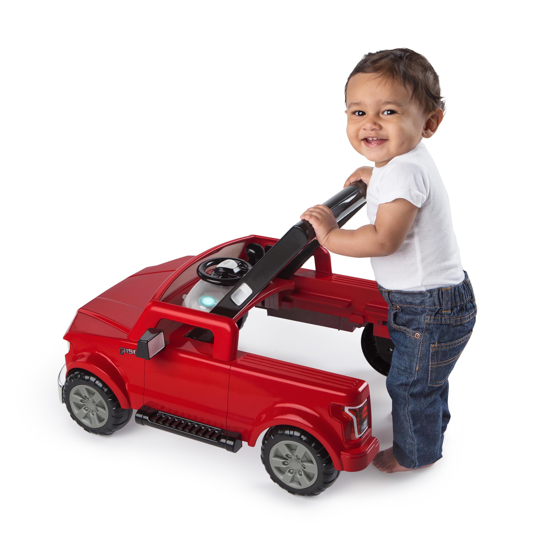 Baby Car Walker Learn For Boys Toddler Fun Toy Infant Walk