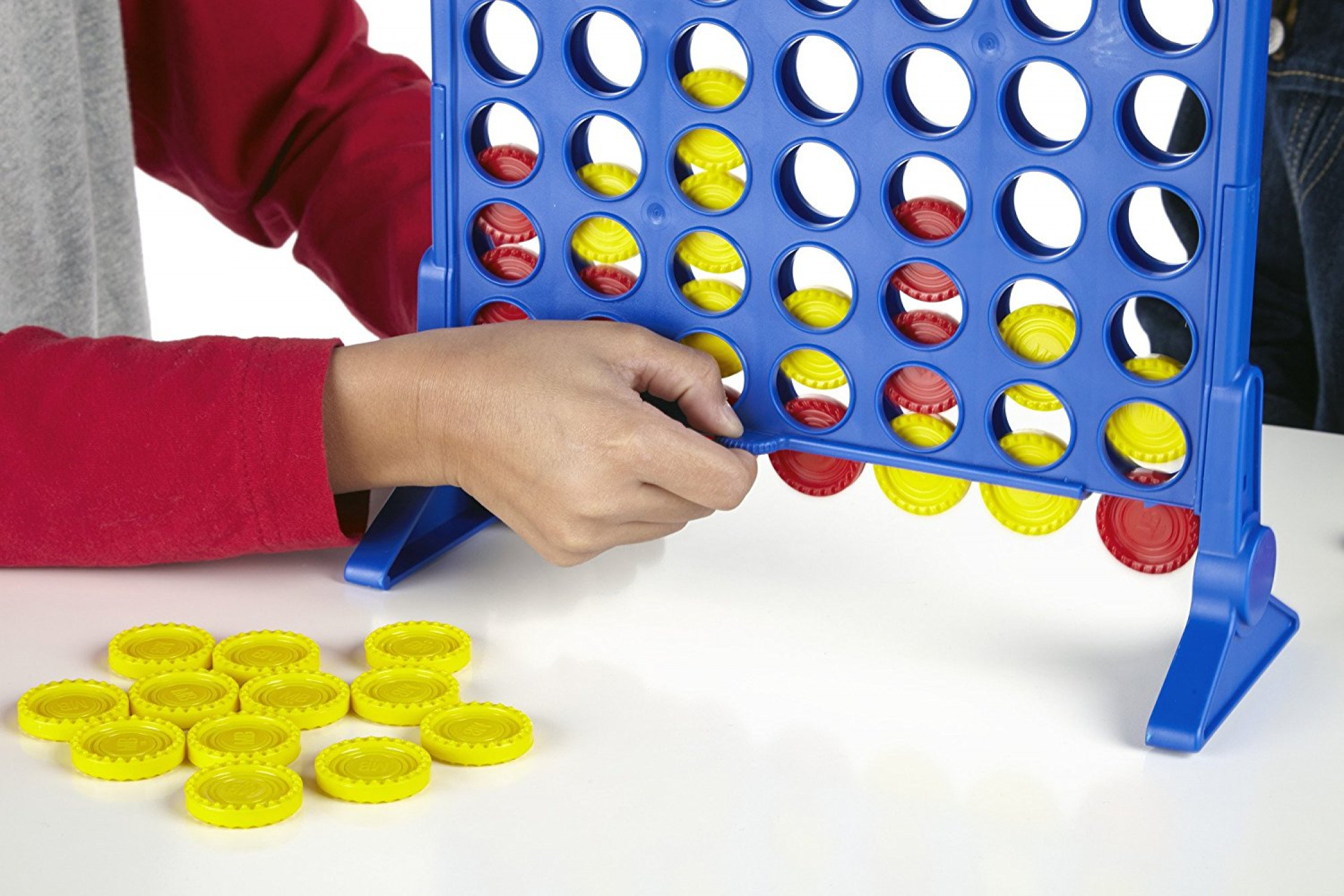 Connect 4 Game Family Kids Adults Toys Board Games Activvity Toy