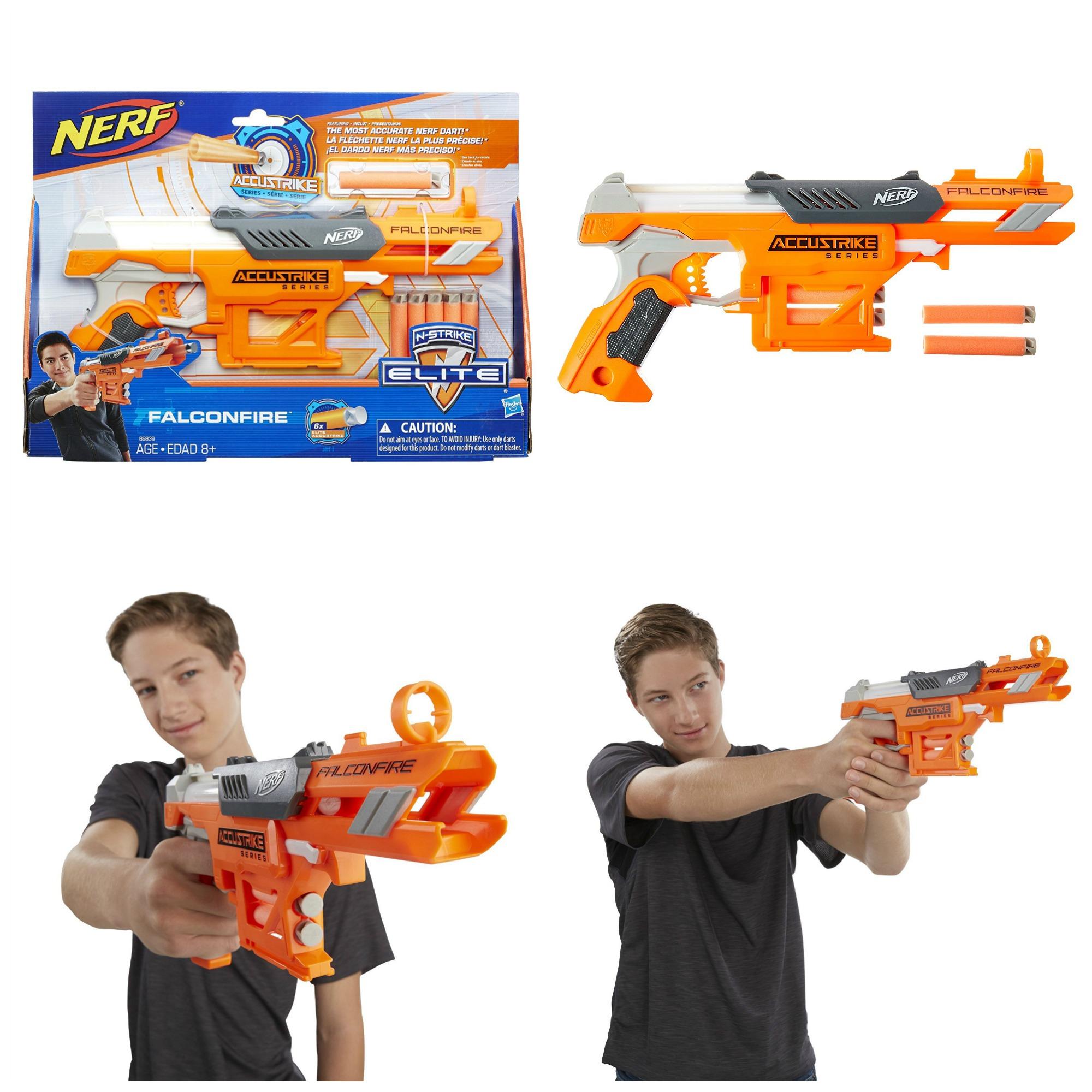 Image is loading N Strike Accustrike Blasters Nerf Accustrike Series With