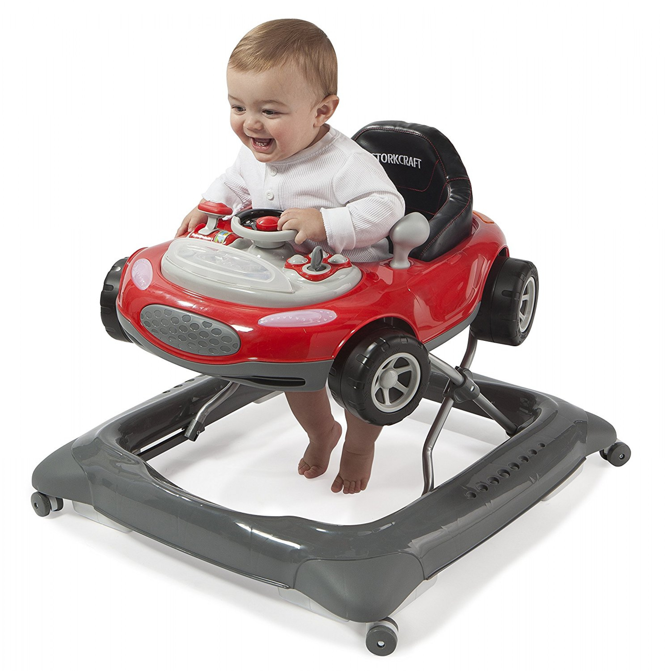 Baby Walker For Boys Toddler Activity Car Toy Infant Walk Learning