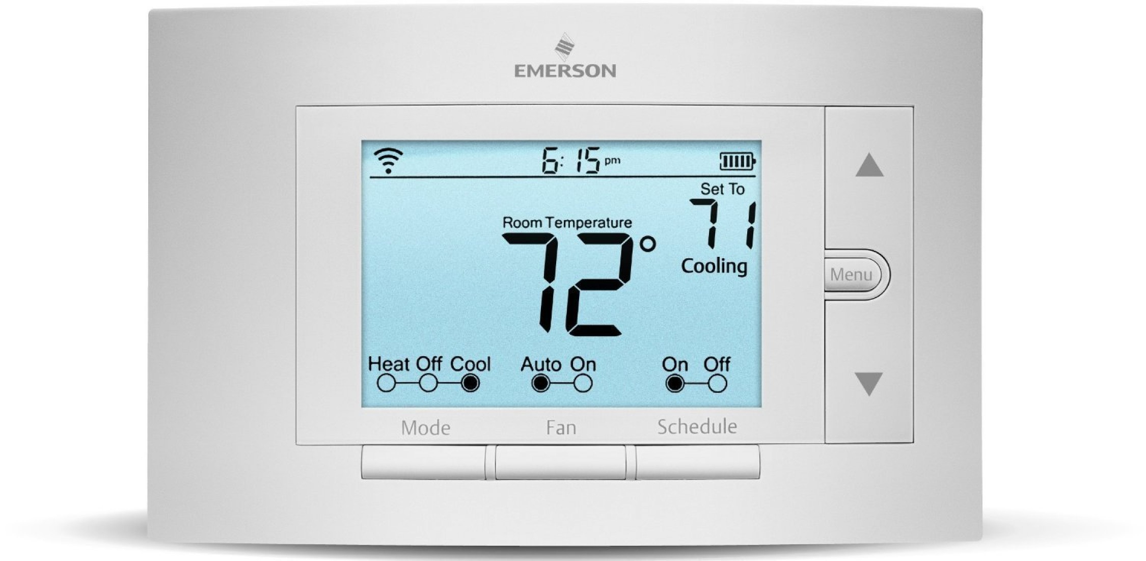 Wireless Thermostat Remote Sensor Programmable Smart Home