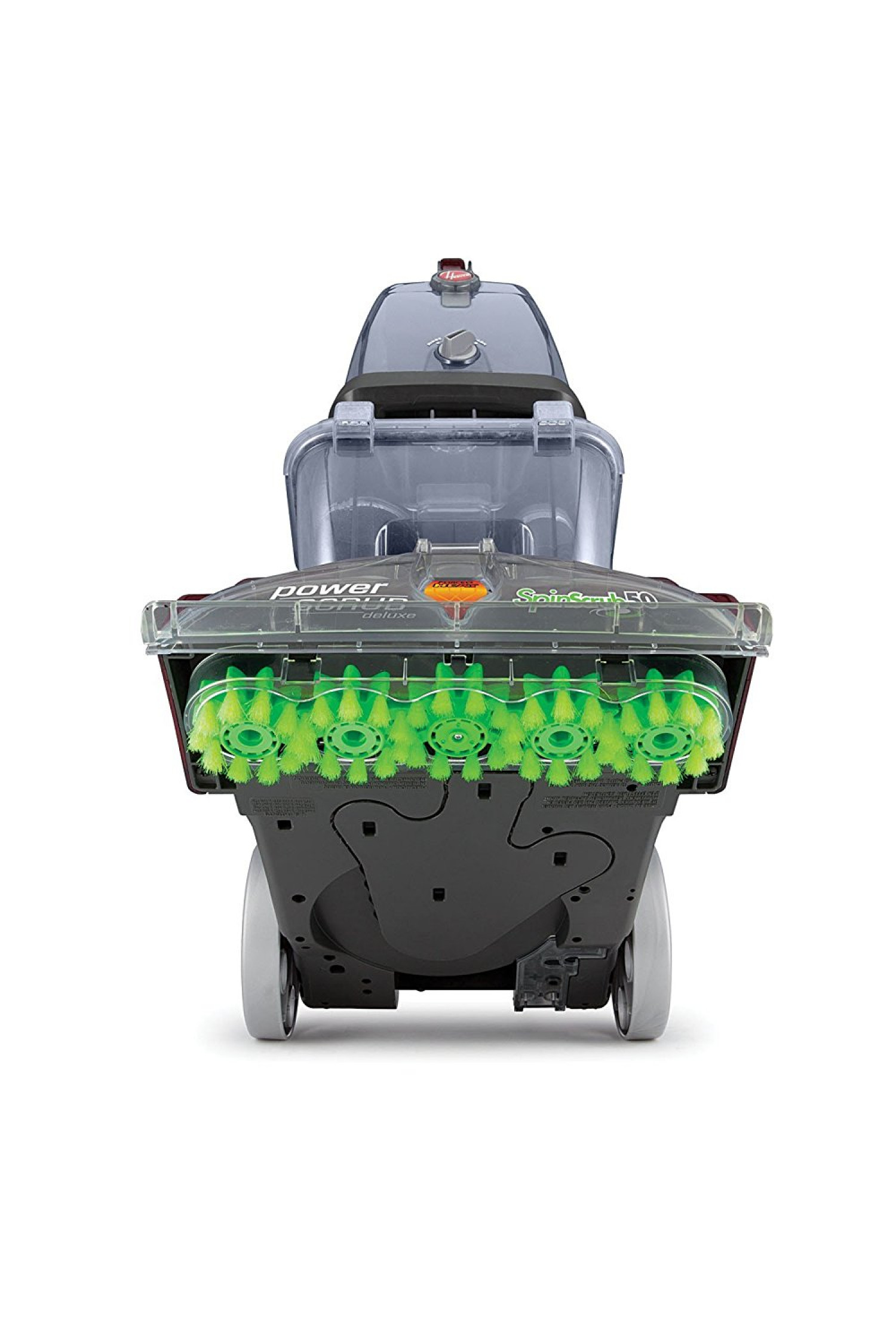 Carpet Cleaner Hoover Deluxe Washer Power Scrub Shampooer ...