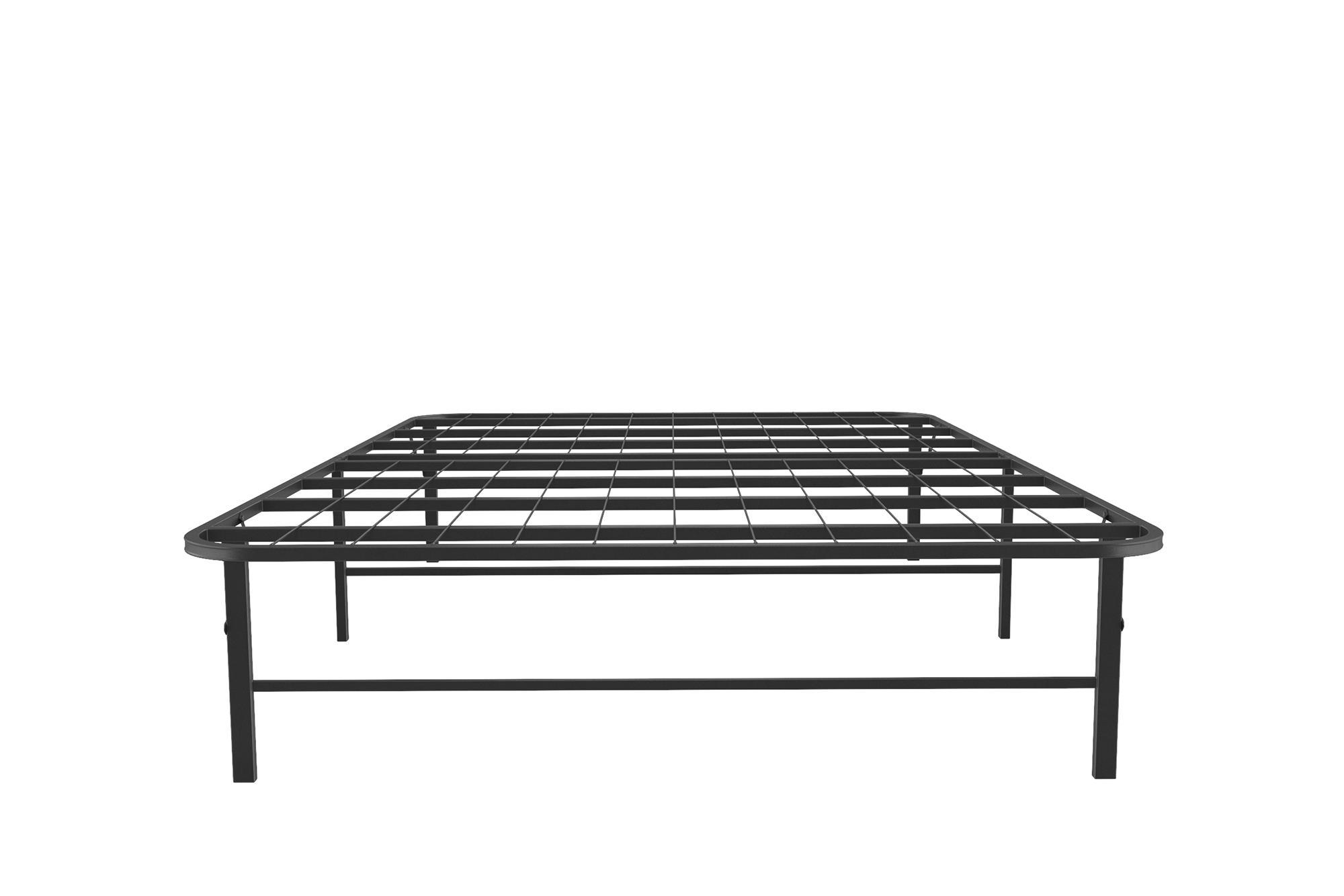 Zinus 14 Inch Wood Platform Bed  No Box Spring Needed