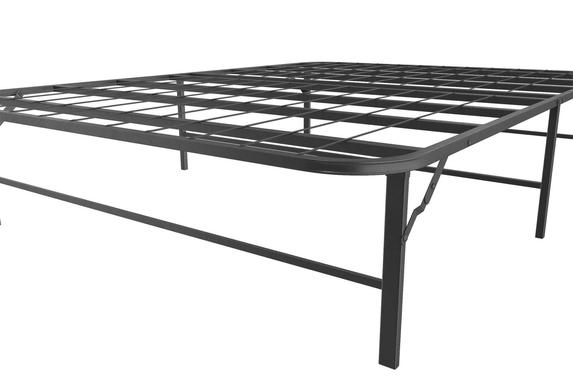 Metal Platform Bed Frame  YouTube