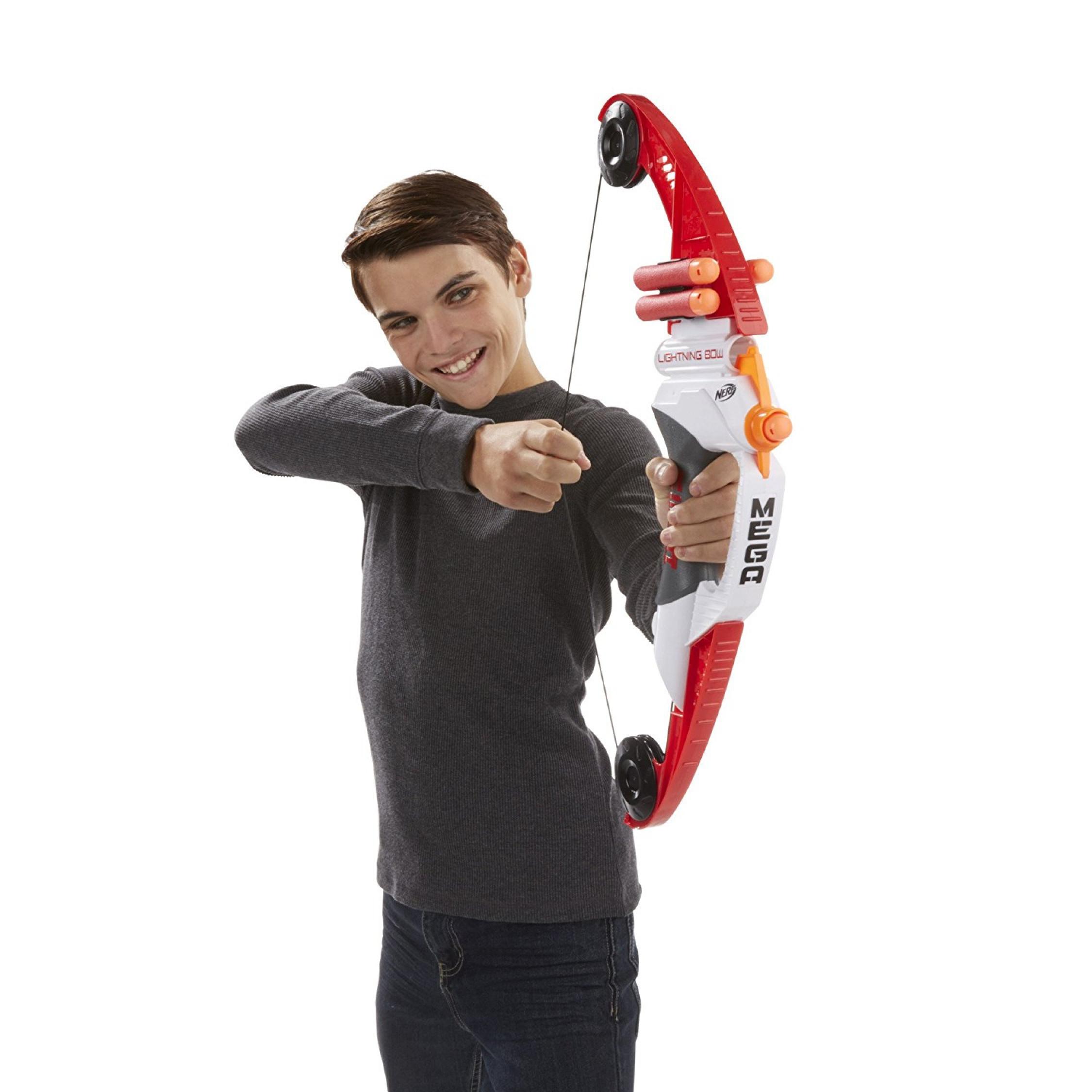 NERF N-Strike Blazin Bow and Arrow Gun Blaster Boy Toy Outdoor Play Foam  Target