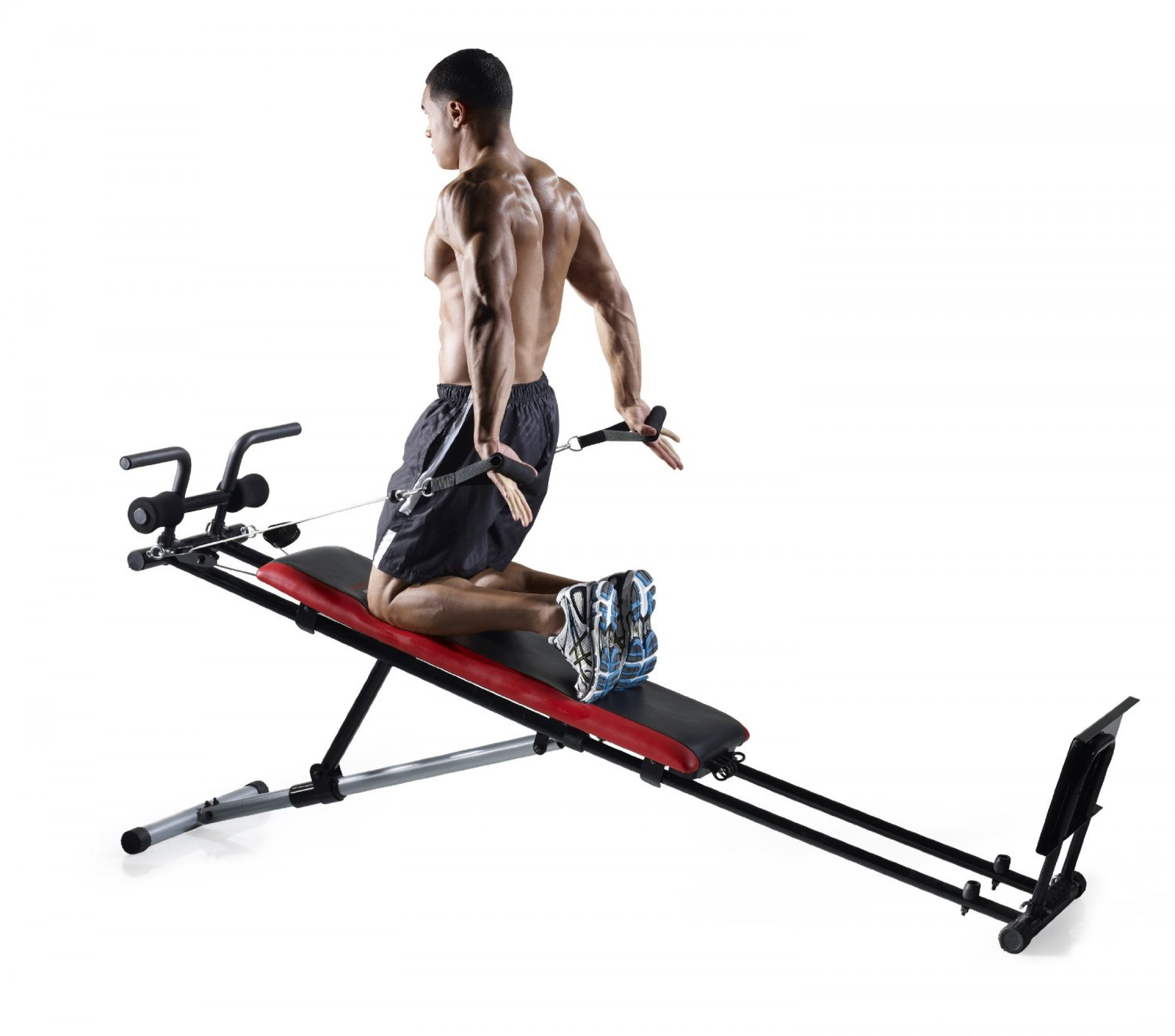 Free Weights Vs Machines: Body Weight Exercise Equipment Trainer Strength Total Gym