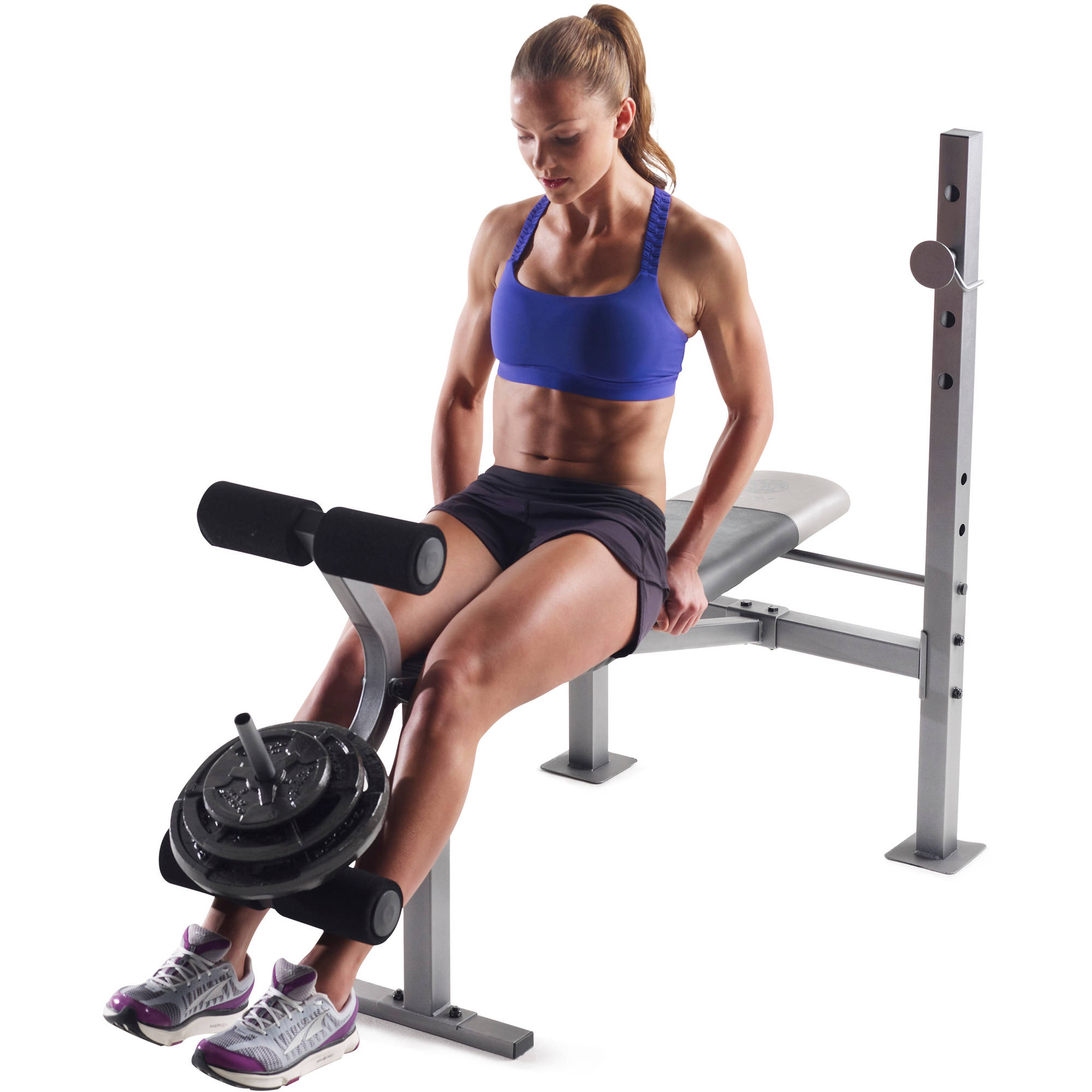 lifting workout bcp weight gym barbell itm and ez set exercise bench dumbbell curl bar weights