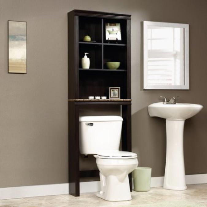 Over The Toilet Bathroom Organizers 3 shelf bathroom organizer over the toilet storage space saver