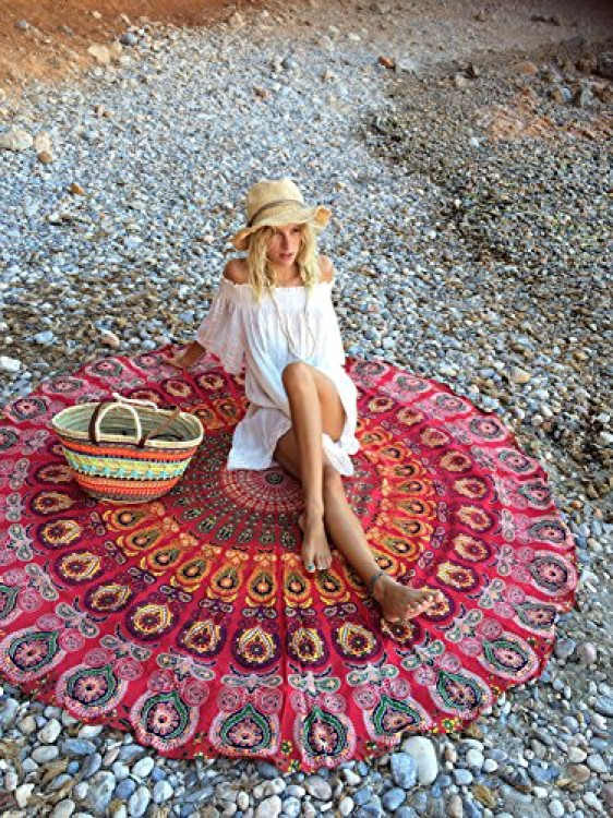 Image result for Mandala Beach Towel