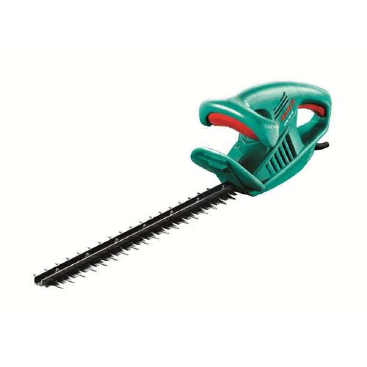 Bosch electric hedge cutter bush trimmer garden yard patio for Electric garden scissors